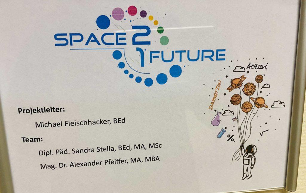 Mitarbeiter*innen Space21Future